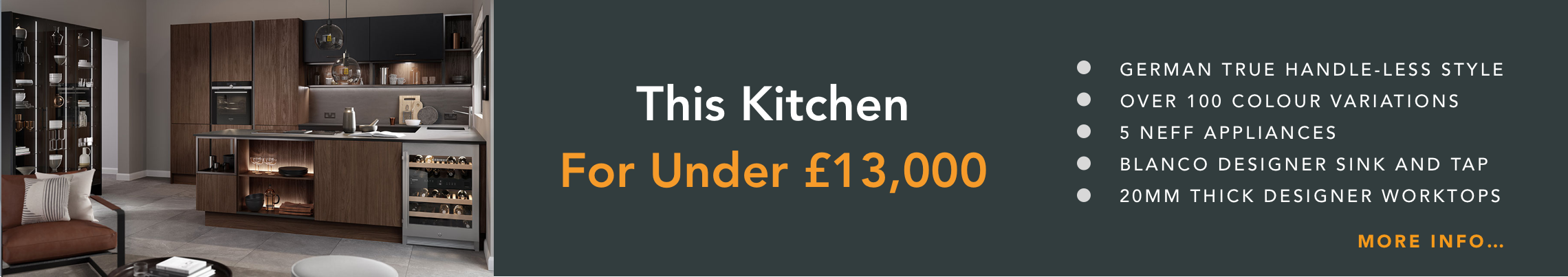 This kitchen for under £9,995
