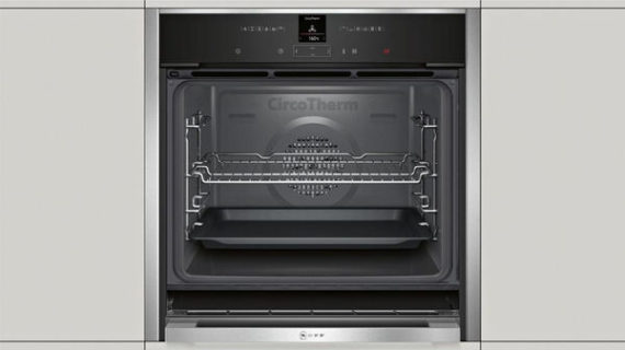 NEFF B47CR32N0B Slide & Hide Electric Oven